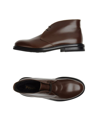 POLLINI - High-top dress shoe