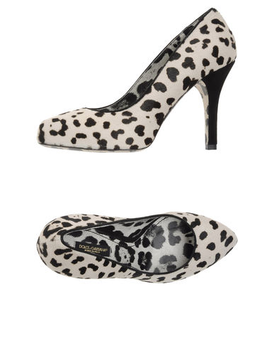 DOLCE &amp; GABBANA - Platform pumps