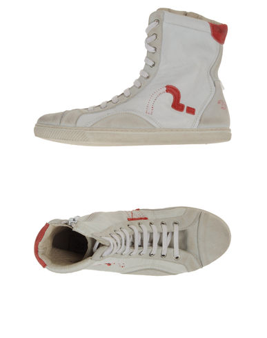 3:10 - High-top sneaker