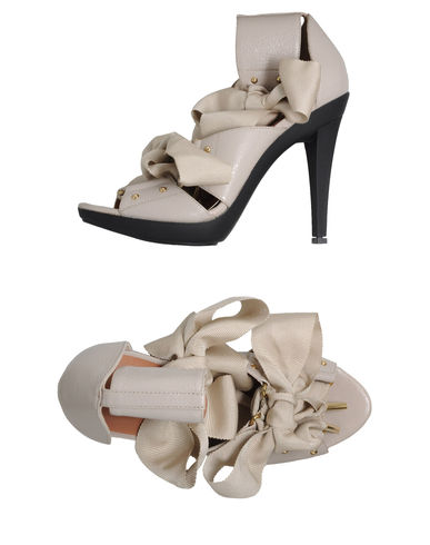 BLUMARINE - Platform sandals