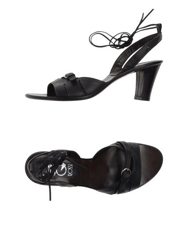 ENNIO ROSSI - High-heeled sandals
