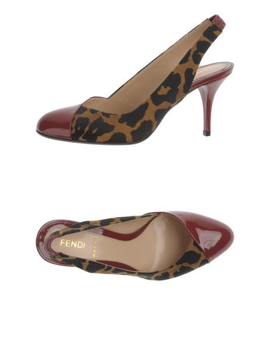 FENDI - Slingbacks