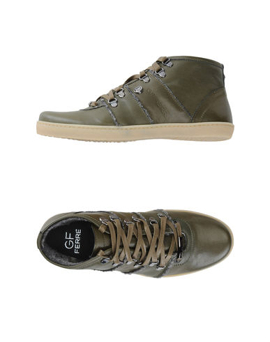 GF FERRE' - High-top sneaker