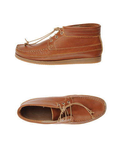 OLIVER SPENCER - High-top dress shoe