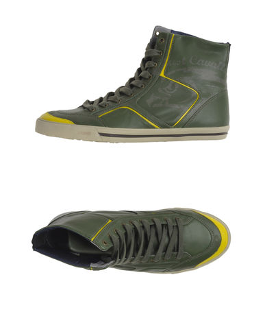 JUST CAVALLI - High-top sneaker
