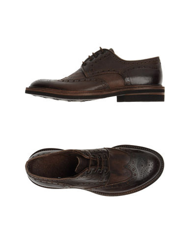 SANTONI - Lace-up shoes