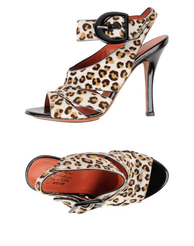 SANTONI ROSE - High-heeled sandals