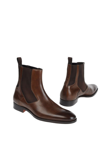 SANTONI - Ankle boots