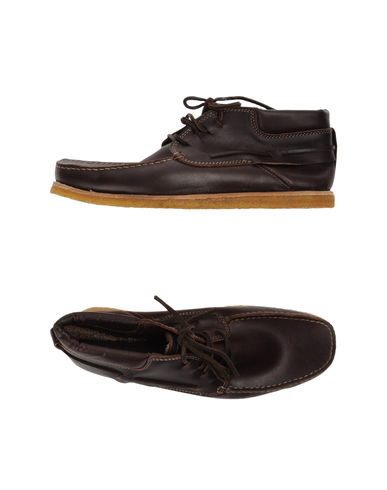 N.D.C. MADE BY HAND - High-top dress shoe