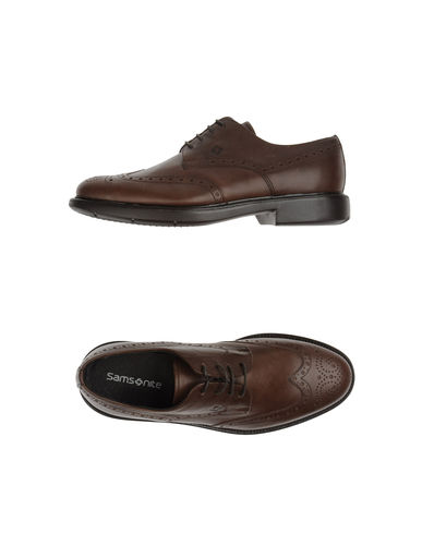 SAMSONITE FOOTWEAR - Lace-up shoes