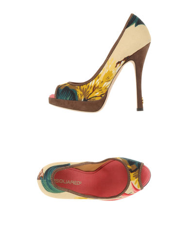 DSQUARED2 - Escarpins ouverts open-toes