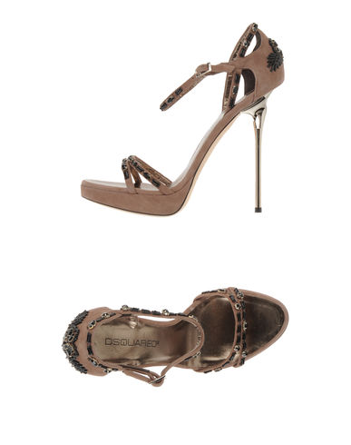 DSQUARED2 - Platform sandals