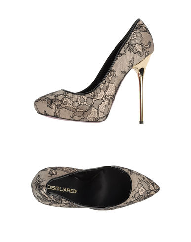 DSQUARED2 - Platform pumps
