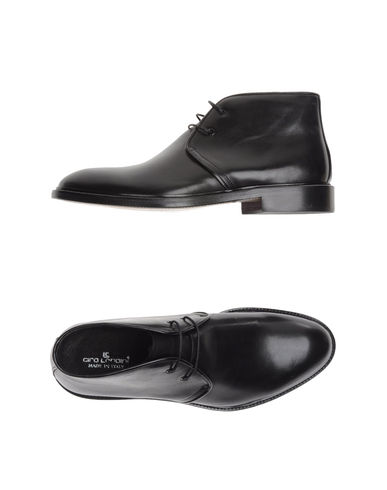 CIRO LENDINI - High-top dress shoe