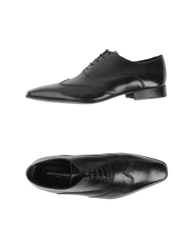 ALAIN MANOUKIAN HOMME - Lace-up shoes