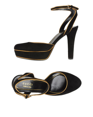 GUCCI - Platform sandals