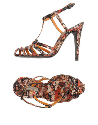 BOTTEGA VENETA - High-heeled sandals