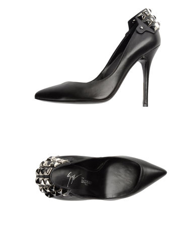 GIUSEPPE ZANOTTI DESIGN pour BALMAIN - Closed-toe slip-ons 