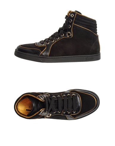 GUCCI - High-top trainers