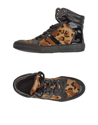 SONIA RYKIEL - High-top sneaker