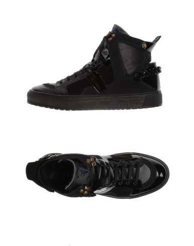 JOHN GALLIANO - High-top sneaker