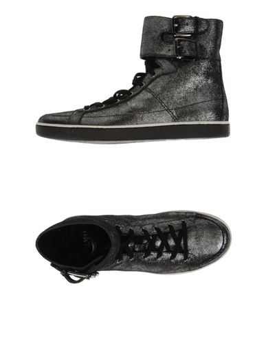 BALMAIN - High-top sneaker