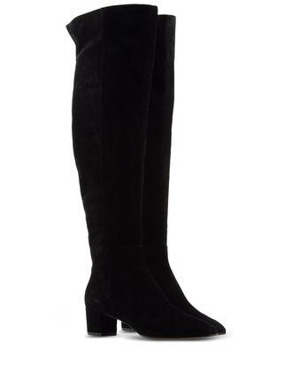 GIANVITO ROSSI Boots Over the knee boots on shoesc