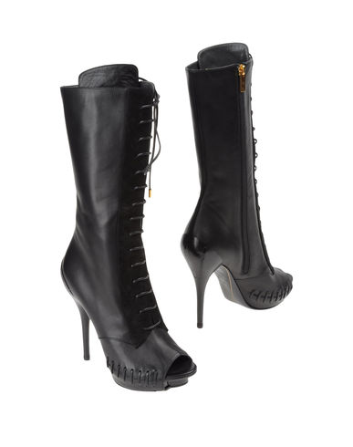 VERSACE - High-heeled boots