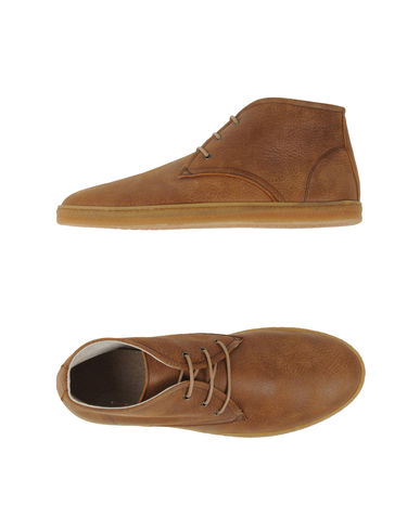 EF by ENRICO FANTINI - High-top dress shoe