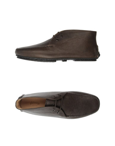 ARFANGO - High-top dress shoe