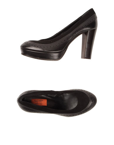 GOFFREDO FANTINI - Closed-toe slip-ons