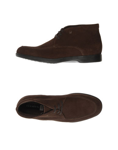 FRATELLI ROSSETTI - High-top dress shoe