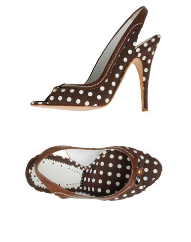 FERRE' - High-heeled sandals