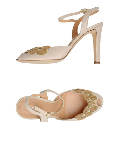 TRUSSARDI - High-heeled sandals
