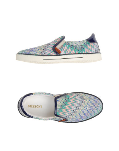 MISSONI - Slip-on sneaker