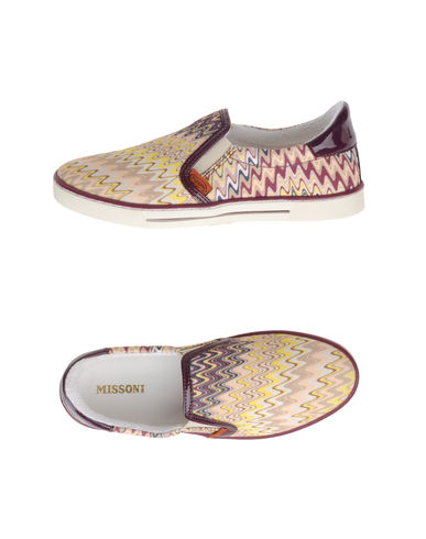 MISSONI - Slip-on trainers