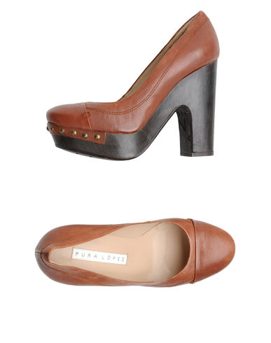 PURA L&#211;PEZ - Platform pumps