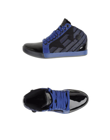 EMPORIO ARMANI REEBOK - High-top sneaker