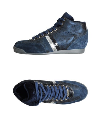 SERAFINI LUXURY - High-top sneaker