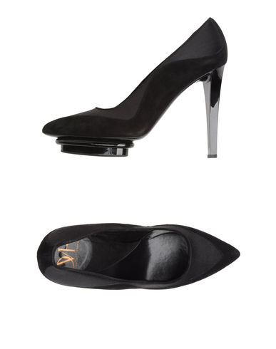 DIANE VON FURSTENBERG - Platform pumps