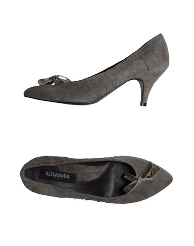ALEXANDRA - Closed-toe slip-ons