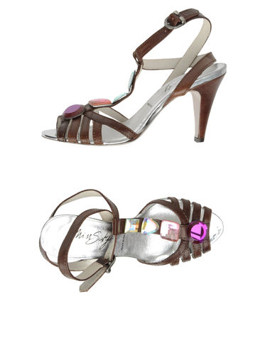 MISS SIXTY - High-heeled sandals