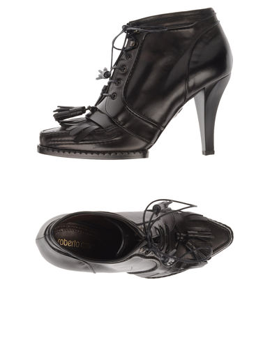 ROBERTO CAVALLI - Lace-up shoes