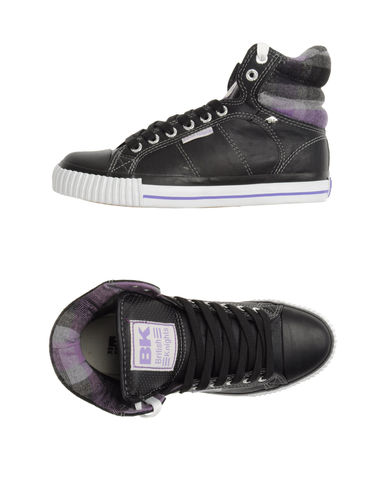 BRITISH KNIGHTS - High-top sneaker