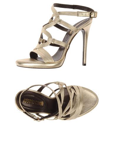 ROBERTO CAVALLI - Platform sandals