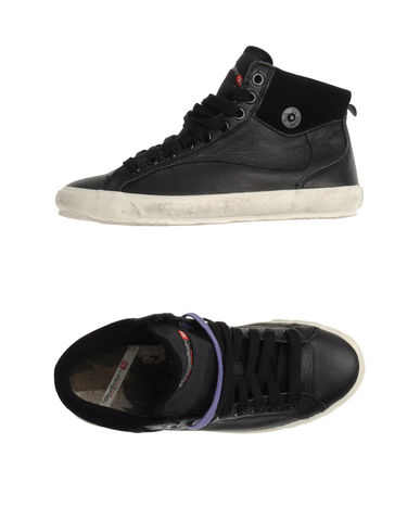 DIESEL - High-top sneaker