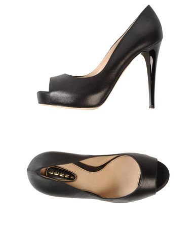 LERRE - Pumps with open toe