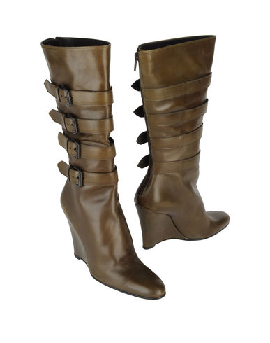 HELMUT LANG - High-heeled boots