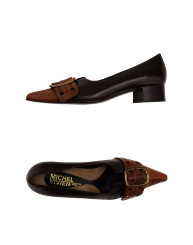 MICHEL VIVIEN - Closed-toe slip-ons