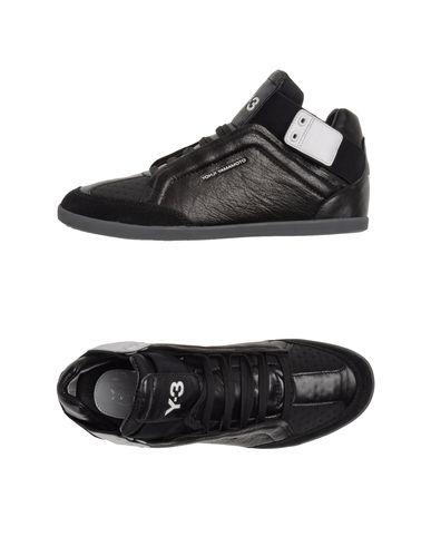 y-3高帮运动鞋 - 鞋履